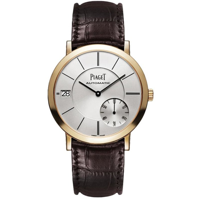 Piaget Altiplano Ultra Thin Rose Gold 40Mm (G0A38131) - Watches Boston