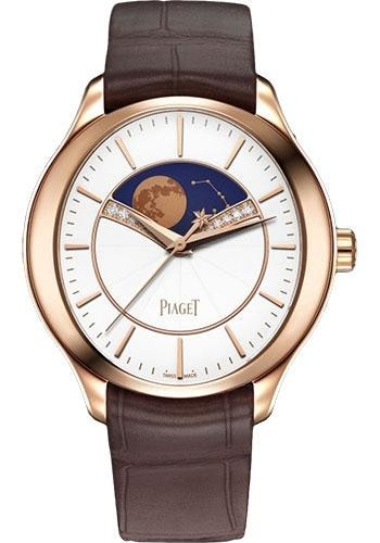 Piaget Limelight Stella 36Mm 18K Rose Gold Watch W/ Diamonds (G0A40110) - Watches Boston