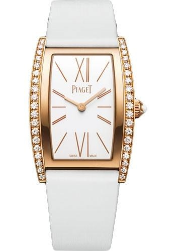 Piaget Limelight Tonneau-Shaped Watch (G0A39188) - Watches Boston