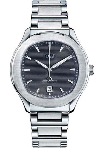 Piaget Polo S 42Mm Stainless Steel (G0A41003) - Watches Boston