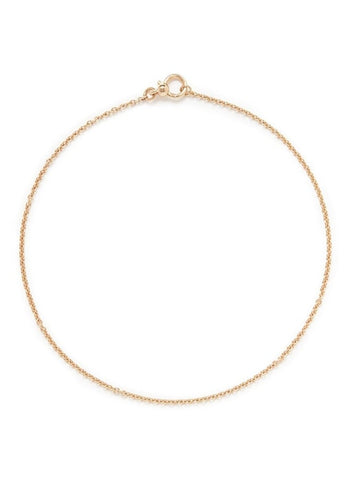 Pomelatto~16 Rose Gold Chain Necklace - Jewelry Designers Boston