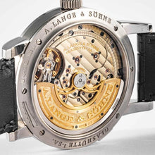 Load image into Gallery viewer, A. Lange & Söhne Lange 1 Daymatic Platinum 39.5mm (320.025) - Boston
