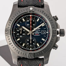Load image into Gallery viewer, Pre-owned Breitling Colt Chronograph Blackened Steel 44mm (M133881A) - Limited Edition - Boston