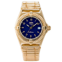 Load image into Gallery viewer, Breitling Ladies Callistino Yellow Gold 27mm (K52043) - Boston
