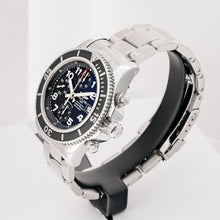 Load image into Gallery viewer, Pre-owned Breitling Superocean Chronograph Stainless Steel 42mm (A13311C9/BE93/161A) - Boston