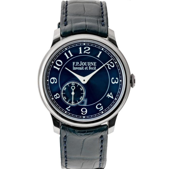F.P. Journe Chronometre Bleu Tantalum 39mm - Boston