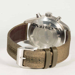 Pre-owned IWC Pilot's Chronograph Spitfire Stainless Steel 41mm (IW387901) - Boston