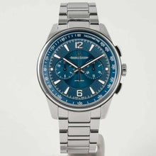 Load image into Gallery viewer, Jaeger Le Coultre Polaris Chronograph Stainless Steel 42 blue (Q9028180) - Boston