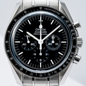 Pre-owned Omega Speedmaster Moonwatch Professional Steel Chronograph 42mm (311.30.42.30.01.005) - Boston