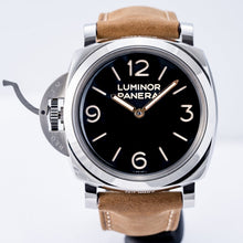 Load image into Gallery viewer, Pre-owned Panerai Luminor Left-Handed Destro Stainless Steel 47mm (PAM00557) - Boston