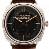 Pre-Owned Panerai Radiomir S.l.c. 3 Days Stainless Steel 47Mm (Pam00425) - Watches Boston