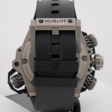 Load image into Gallery viewer, Preowned Hublot Big Bang King Power Oceanographic Titanium 48mm Limited Edition (732.NX.1127.RX) - Boston