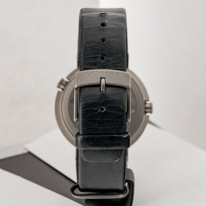 Preowned IWC / Porsche Design World Time Alarm Titanium 40.5mm (3821) - Boston