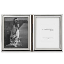 Load image into Gallery viewer, Reed & Barton~Capri Hinged Frame 3 X 5 - Home & Decor Boston