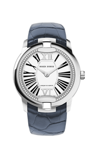 Roger Dubuis Velvet Automatic 36Mm White Gold And Diamonds (Rddbve0034) - Watches Boston