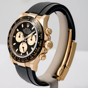 Rolex Cosmograph Daytona Paul Newman Dial Yellow Gold 40mm (116518LN) - Incoming - Boston