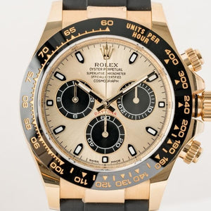 Rolex Cosmograph Daytona Yellow Gold 40mm (116518LN) - Boston