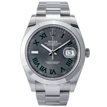 Load image into Gallery viewer, Rolex Datejust 41 Stainless Steel 41mm (126300) - Boston