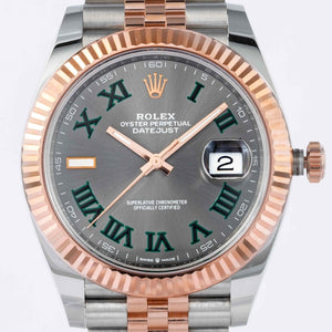 Rolex Datejust 41 Two-Tone Rose Gold and Stainless Steel 41mm (126331) - UNWORN - Boston
