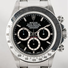 Load image into Gallery viewer, Rolex Daytona Patrizzi Dial Stainless Steel 40mm (16520) - Rare Vintage - Boston