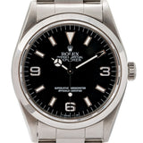 Rolex Explorer Stainless Steel 36Mm (14270) - Boston