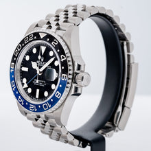 Load image into Gallery viewer, Rolex GMT-Master II Stainless Steel 40mm (126710BLNR) - Boston