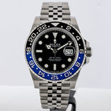 Rolex GMT-Master II Stainless Steel 40mm (126710BLNR) - Boston