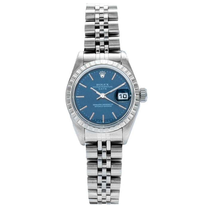 Rolex Ladies Datejust 26 Stainless Steel 26mm (79240) - Boston
