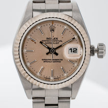 Load image into Gallery viewer, Rolex Ladies Datejust Stainless Steel 24mm (69174) - Boston