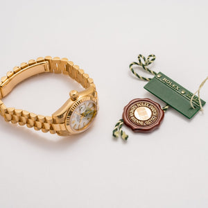 Rolex Ladies President Yellow Gold 26Mm (179178) - Boston