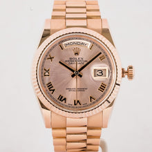 Load image into Gallery viewer, Rolex Presidential Day-Date EverRose Gold 36mm (118235) - Boston