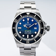Load image into Gallery viewer, Rolex Sea-Dweller James Cameron Deepsea D-Blue Dial Stainless Steel 44mm (126660) - Boston
