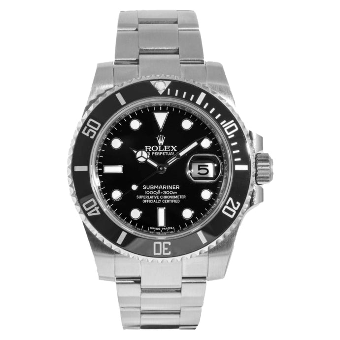 Rolex Submariner Date Stainless Steel 40mm (116610LN) - Boston