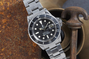 Rolex Submariner Reference 1680 - Watches Boston