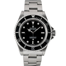 Load image into Gallery viewer, Rolex Submariner Stainless Steel 40mm (14060M) - Boston