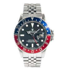 Load image into Gallery viewer, Rolex GMT Master II ref. 1675 c. 1972 - Boston