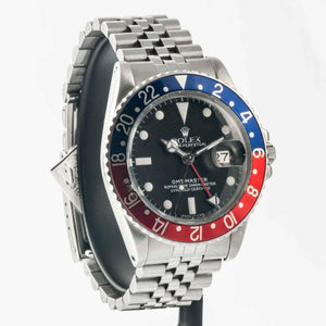 Rolex GMT Master II ref. 1675 c. 1972 - Boston