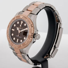 Load image into Gallery viewer, Rolex Yacht-Master Two-Tone EverRose Gold and Stainless Steel 37mm (268621) - Boston