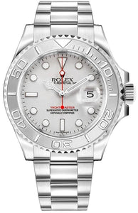 Rolex Yachtmaster 40Mm Stainless Steel And Platinum (16622) - Watches Boston