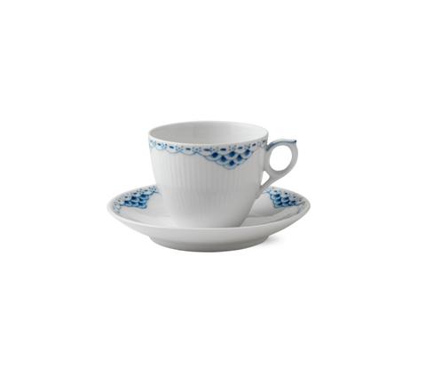 Royal Copenhagen Princess Coffee Cup & Saucer - Home & Decor Boston