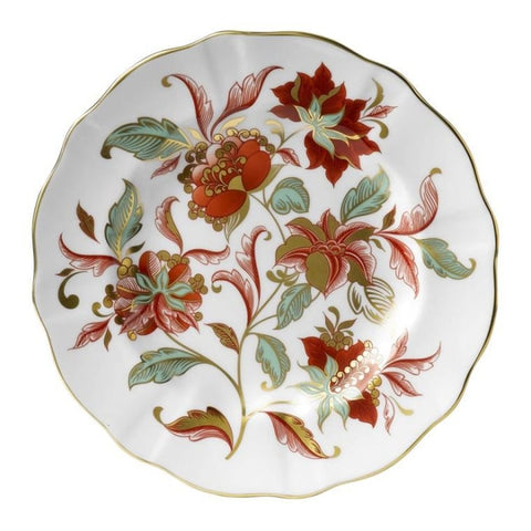 Royal Crown Derby~Seasonal Autumn Gold Accent Plate - Home & Decor Boston