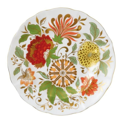 Royal Crown Derby~Seasonal Indian Summer Accent Plate - Home & Decor Boston