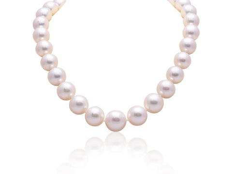 South Sea Pearl Necklace - Jewelry Boston