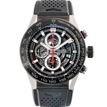 Load image into Gallery viewer, TAG Heuer Carrera Heuer 01 Stainless Steel 45mm (CAR2A1Z.FT6044) - Boston