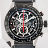 TAG Heuer Carrera Heuer 01 Stainless Steel 45mm (CAR2A1Z.FT6044) - Boston