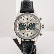 Load image into Gallery viewer, TAG Heuer Carrera Calibre 18 Chronograph Stainless Steel 39mm (CAR221A.FC6353) - Boston