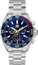 Tag Heuer Formula 1 x Red Bull Racing Special Edition 43mm Stainless Steel (CAZ101AB.BA0842) - WATCHES Boston