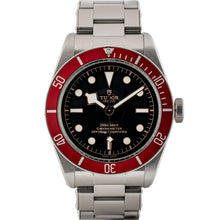 Load image into Gallery viewer, Tudor Black Bay Heritage 41mm Stainless Steel (M79230R) - Boston