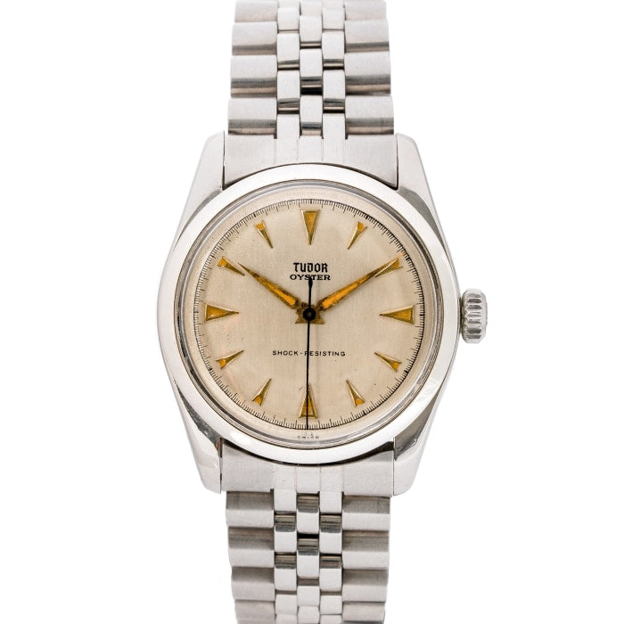 Tudor Vintage 1950s Oyster Stainless Steel 34mm - Boston