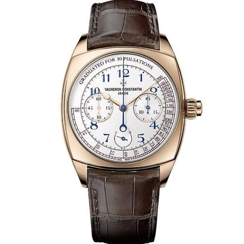 Vacheron Constantin Harmony Chronograph Limited Edition 42Mm Rose Gold (5300S-000R-B055) - Watches Boston
